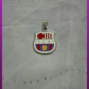 پلاک تیم بارسلونا استیل