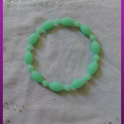 دستبند سبز شبرنگ