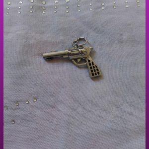 پلاک تفنگ تیتانیوم