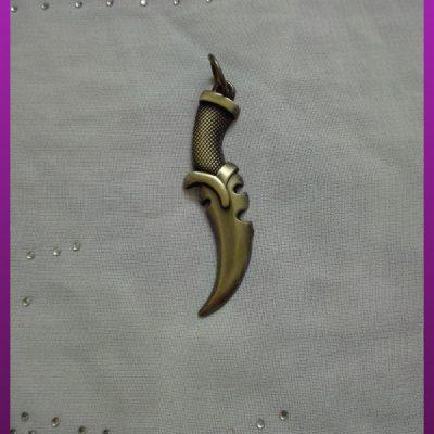 پلاک خنجر (چاقو)