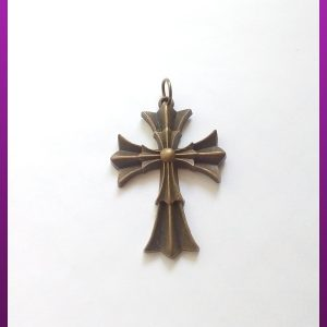 پلاک صلیب ساده بزرگ