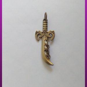 پلاک شمشیر سه حلقه