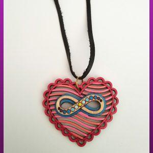 آویز یا رومانتویی قلب