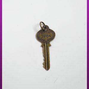 پلاک کلید 1964