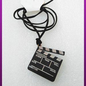 گردنبند کلاکت یا تخته نشان فیلمبرداری